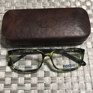 New Authentic Fossil Frame